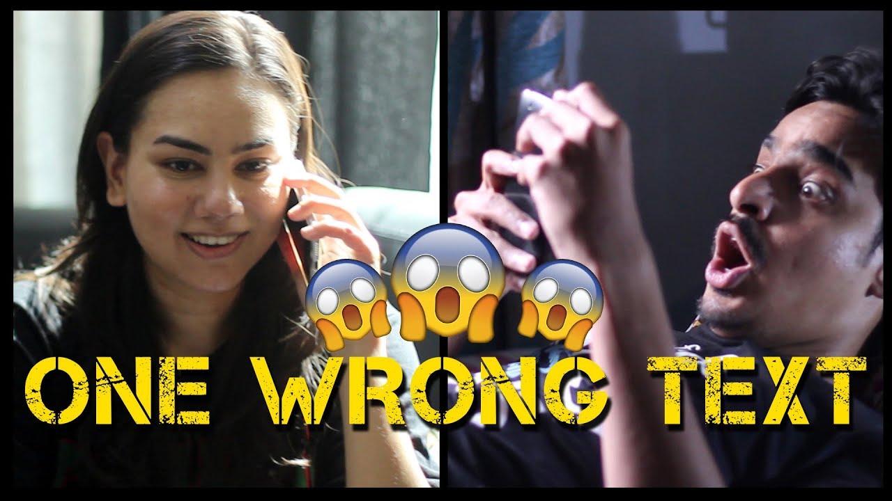 One Wrong Text | Bekaar Films | Funny
