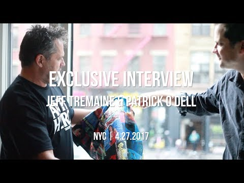 Exclusive Interview: Jeff Tremaine & Patrick O'Dell (2017)