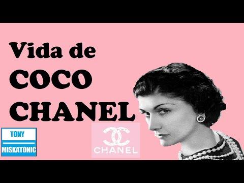 La fascinante biografía de Coco Chanel. #CocoChanel - YouTube