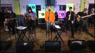Kasabian - Re-wired (Live Lounge for Radio 1 Student Tour)