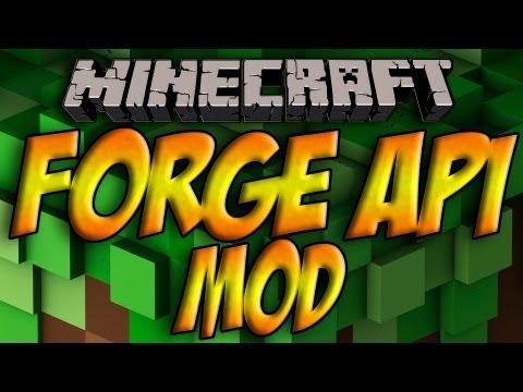Minecraft 1.5.2/1.5.1 - Como Instalar MINECRAFT FORGE API MOD - ESPAÑOL [HD] 1080p