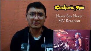 Gracias por ver esta mi reacción de Gacharic Spin - Never Say Never...