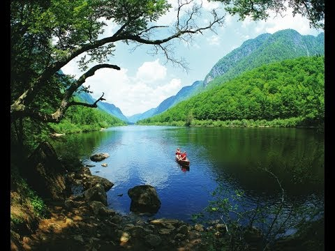 Région de Québec en été - Nature et aventure