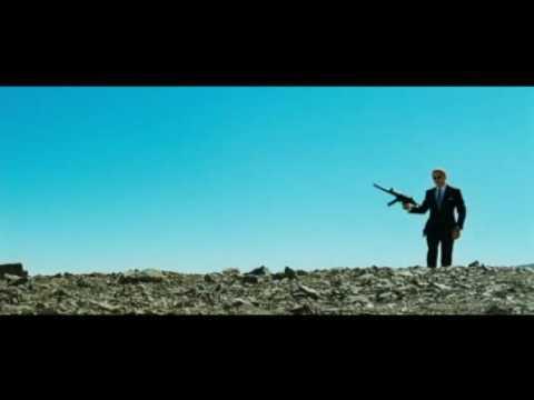 007 Квант Милосердия Саундтрек