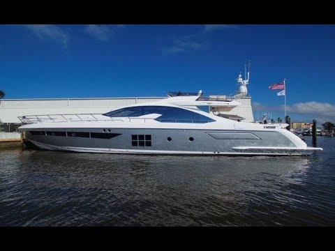 2018 Azimut 77S Yacht For Sale At MarineMax Boston, MA