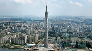 Canton Tower Video