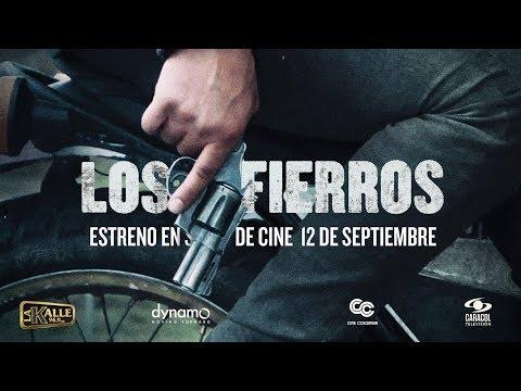 TRÁILER OFICIAL LOS FIERROS I En salas de cine 12 de septiembre