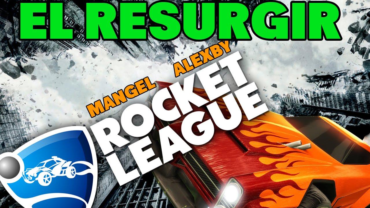El Resurgir Rocket League Con Mangel Youtube Linkis Com