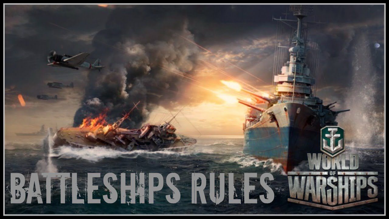 Download World of Warships: Battelship freeplay with english commentary