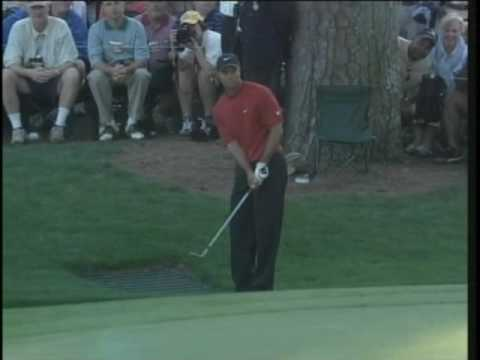 Tiger Woods knows Augusta fairly well!