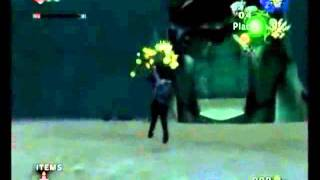 TP: Palace of Twilight - Zant Underwater Battle without Zora Armor