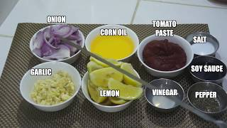 BBQ Chicken Wings Recipe - Super Easy Super Tasty
