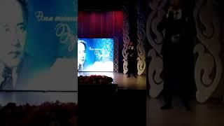 Мухтар Ауезовтын жетим ангимесиндеги Касымнын ролин ойнадым