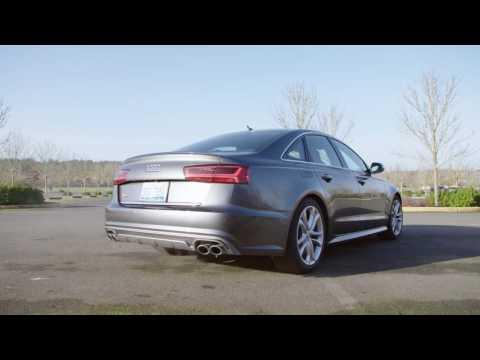 2017 Audi S6 Quattro Review - AutoNation
