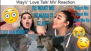 WayV 威神V 'Love Talk' MV Reaction