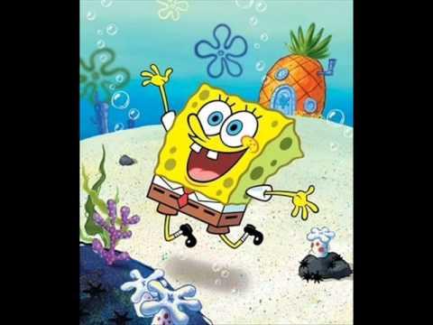 SpongeBob SquarePants Production Music - Waddle Cop