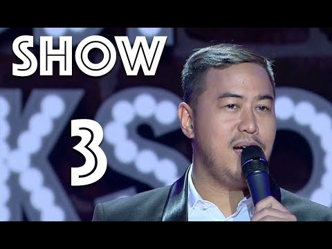 Tim Pandji Pragiwaksono | Show 3 SUCI 8