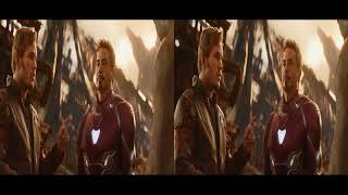 Avengers Infinity War 3d in 3d 2018 Russian Trailer