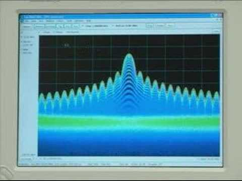 Radar Pulsed Signal Analysis