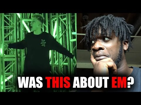 "Machine Gun Kelly – GTS  ""Is This About Eminem?"" REACTION!"