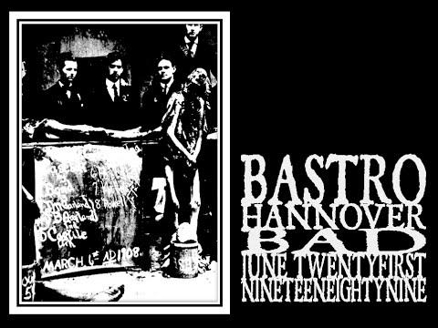 Bastro - Hannover 1989
