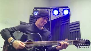 Takamine GD30CE-12 String Product Demo