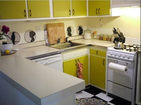 How To Make A Small Kitchen Functional