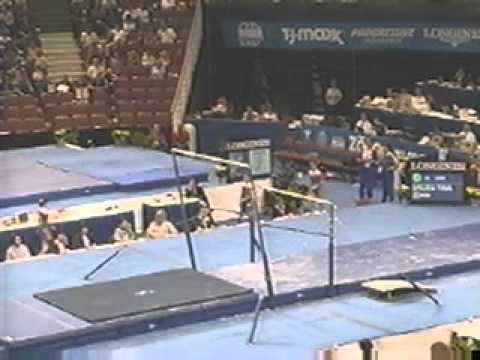 IND CRO Tina Erceg UB   2003 World Gymnastics Championships 8 050