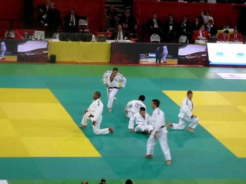 show judo-jujitsu Tournoi International de la Ville de Paris 2010 Team jujitsu JSR17