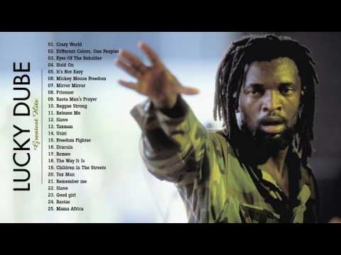 Lucky Dube Greatest hits - The Very best of Lucky Dube