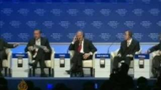Gaza crisis stirs heated debate in Davos - 30 January 09