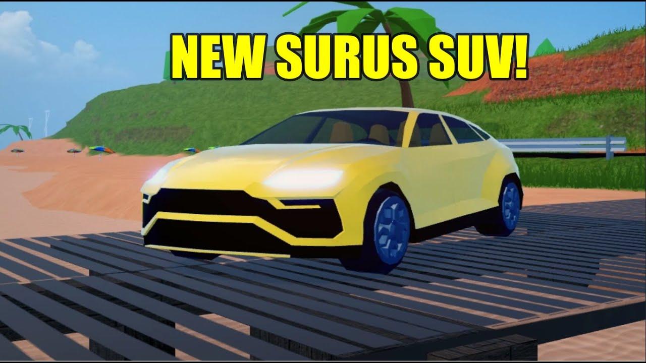 Download New SURUS is HERE! | Roblox Jailbreak