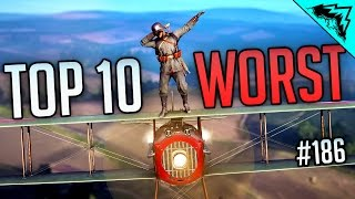 Worst moments - battlefield 1 top 10 plays of the week (funny, wtf, & glitch moments) - wbcw 186