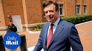 Manafort 'lied to Mueller and FBI AFTER plea deal agreement'