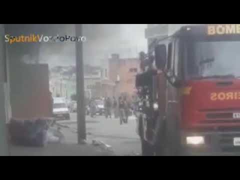 Incêndio em fábrica mata dois adolescentes em Nova Serrana
