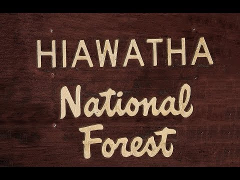Visiting Hiawatha National Forest, National Forest in Michigan, United States