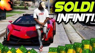 🔥SUPER🔥 GTA 5 Online - SOLDI INFINITI 1.44! +10,000,000$ in 5 min (Glitch Patch 1.44) PS4 e XBOX ONE