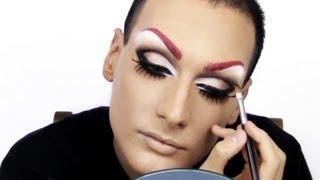 (03) How I Do? Eyebrows & Eyes Make Up. THE Red Head Bi*** Look (#makeuptips) Thumbnail