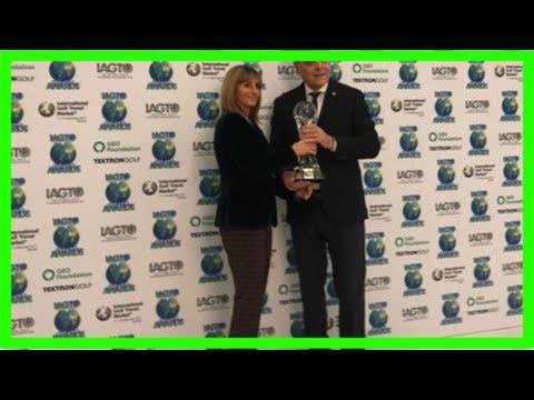 Sostenibilità ambientale, a cannes premiato il golf della montecchia