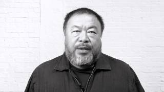 #withflowers: Ai Weiwei