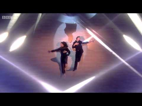 Adam Lambert Another Lonely Night with Kevin & Karen Clifton