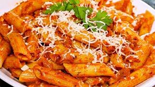 रेड सॉस टोमेटो पास्ता की येह आसान रेसिपी देखकर आप सभी पुराने तरीके भूल जाओगे | Red Sauce Pasta