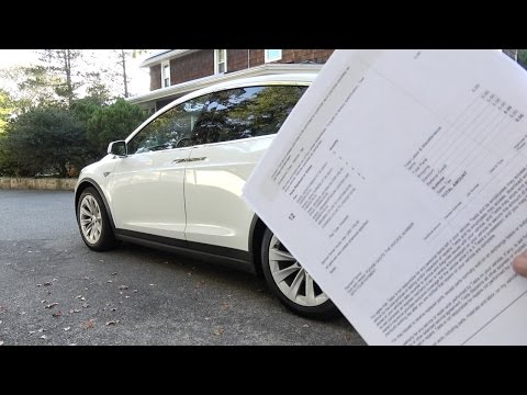 Tesla Model X - Third Week of Service Review - 10 Issues and FREE Wheels and Tires
