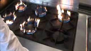 Falcon 6 Ring Cooker with Oven