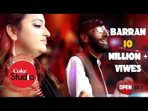 Pashto New song Barran in Coke studio Full HD