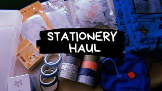 1 || stationery haul (shopee.ph) 🌙✨