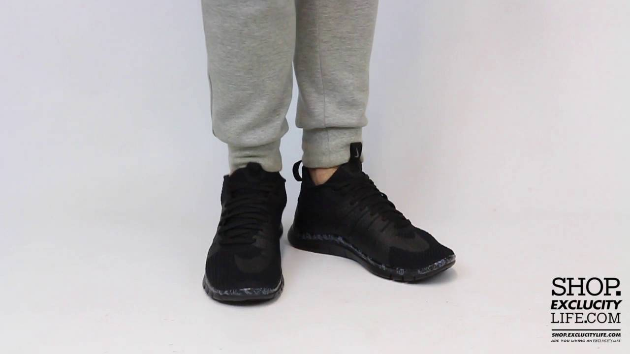 online store d1d40 ef501 Nike Hypervenom 2 Black Anthracite On feet Video at Exclucity
