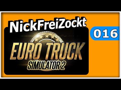 ETS 2 #016 ► Mehr Infovideo ►Euro Truck Sim 2 gameplay german