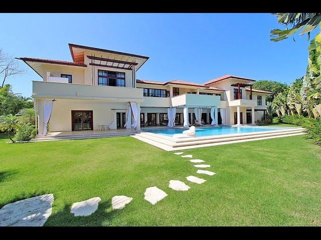 Traum-Residenz in tropischem Resort - Dominikanische Republik