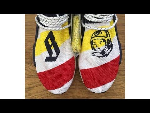 7f16e08110789 Billionaire Boys Club x adidas Originals New NMD Hu Teased